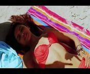 Deepika Padukone exposing in red bikini khanki from sonali khanki