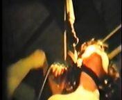 Vintage HOB Bondage Video from xxx sex conan xxxx hob video download