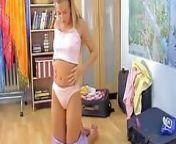 Cute Teen Bauty Solo Striptease from xxx bauty anjali sex video sex school teacherithout cayesha takia hot videobal