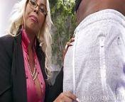Jules Jordan - Bridgette B Big Tit MILF Gets Dredd's BBC from jules son