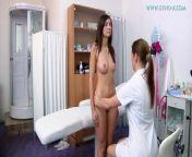 Katia Gyno Exam from wapdam x africa stardian xxx vdoillage sex 3gp low quality video download