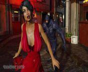 Supervillain Venom monster fucks girls in the streets. Comics 3D Hentai from ritu sex comics