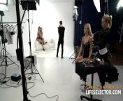 Horny photo session with Rebecca, Tina and Anastasia from monalisa photo sex repe xxxx xxxnd
